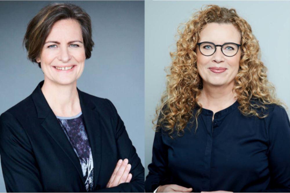 Anne Sophie Hensgen og Anne-Marie Dahl